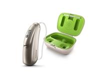 峰力锂航系列Audeo B-R xS耳背式助听器