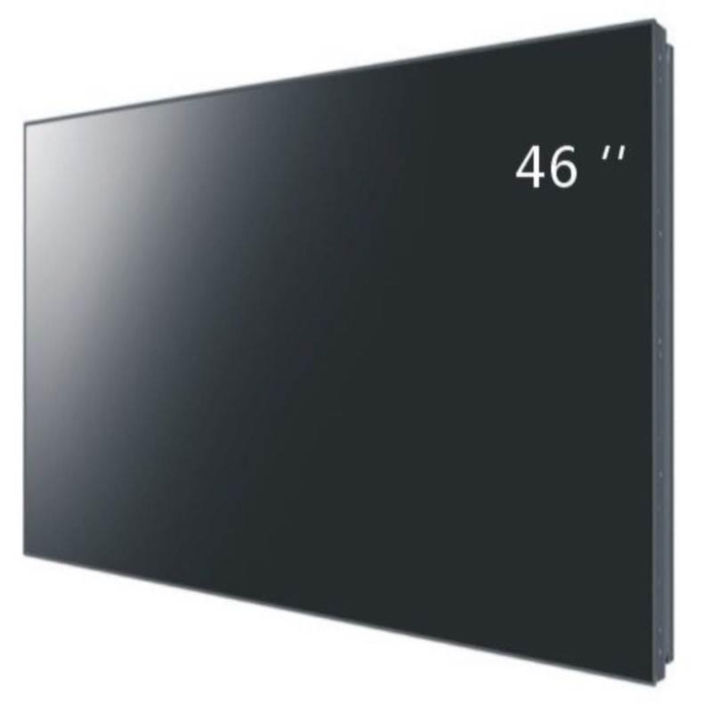 三星46寸3.5mm拼缝液晶拼接屏 高清全彩显示器 电视墙