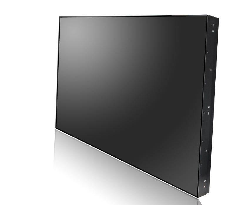 LG49寸液晶拼接屏 3.5mm拼缝全彩液晶显示厂家直销
