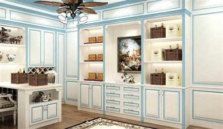 厂家批发全铝家具 全铝橱柜 全铝浴室柜 全铝书柜全铝合金家具