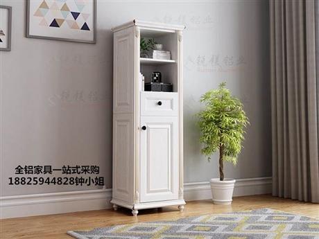 合肥全铝简约大方新款门框 全铝客厅柜 全铝鞋柜 全铝家居定制
