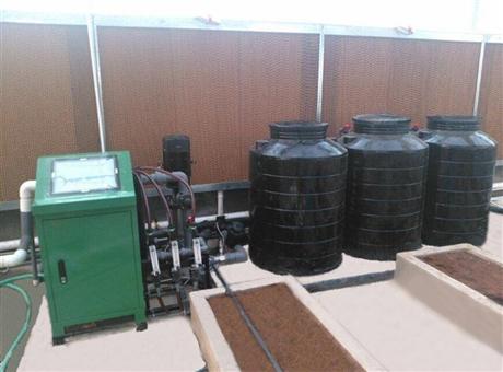 农业智能施肥机,智能灌溉水肥一体化节水设备