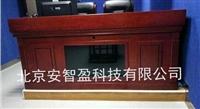 专用木质审讯桌价格/供应讯问室桌椅