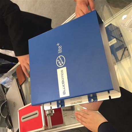 瑞士Bluebotics自然导航亮相中国移动机器人AGV产业联盟