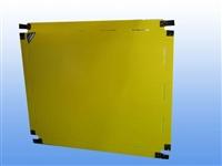 江浙滬廠家直銷PP中空板 中空板刀卡 隔板 墊板