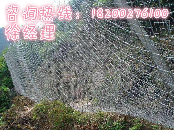 文山被动防护网厂家