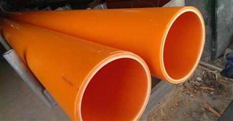新闻:果洛MPP电力管原材料加热温度