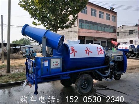 贵州小型洒水车价格-工地