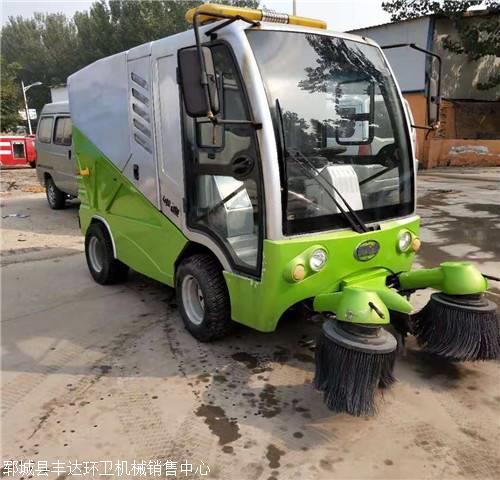 福田洗扫车 二手扫路车报价多少钱辆