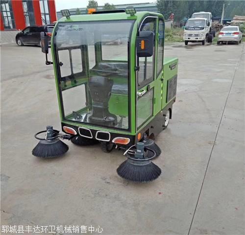 电动清扫车 二手扫路车厂家多少钱