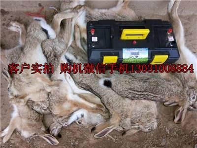 安全高效捕野猪机器操作方法