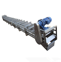 不锈钢刮板输送机批发固定型 煤粉输送机