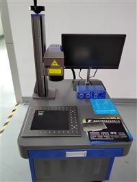 深圳松岗急转20W光纤激光打标机20台 也可单台出售 价格优惠