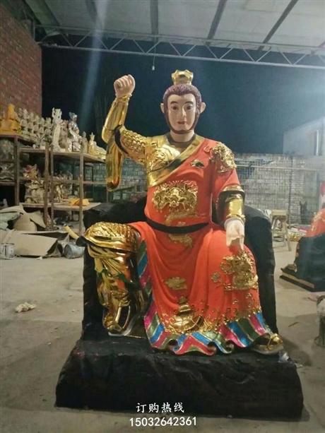 西方三圣佛像 佛教佛像市场 批发定做佛像厂家