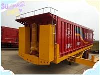 8.5米标厢自卸半挂车 生产制造公司新闻
