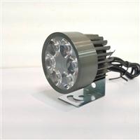 激扬供应摩托车LED六珠车灯 外置电动车灯