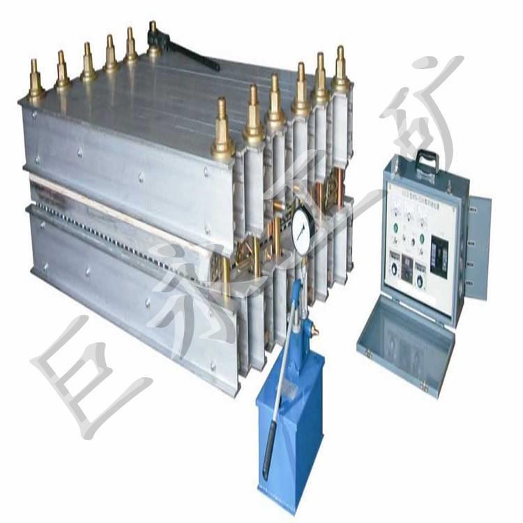 卧式橡胶皮带硫化机 定制电加热板皮带硫化机 传送带修补