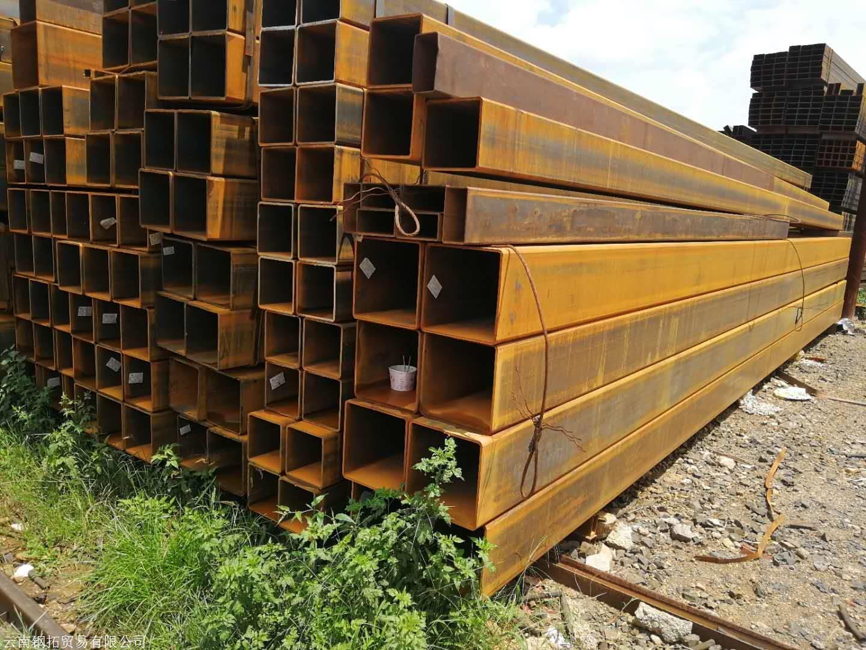 昆明厚壁方管价格  厚壁方矩管品牌厂家