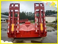 13米三桥勾机板拖板车 配置改造详细说明