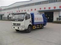 内蒙古自治呼伦贝尔压缩式环卫垃圾车市场报价
