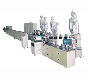 PEX-AL-PEX铝塑复合管生产线