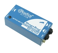 Radial SB-1 现场电声乐器原声有源DI直插盒批发零售 隔离变压器