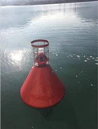 警示航标 禁航浮标厂家 塑料浮标