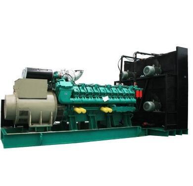 1500kw玉柴发电