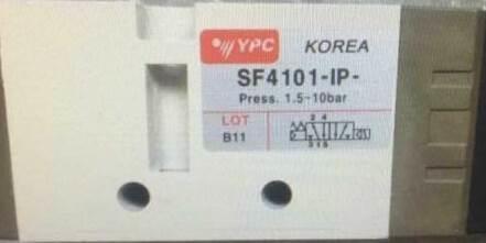 韩国YPC电磁阀图片简介
