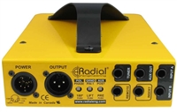 Radial Firefly 萤火虫电子管DI直插盒批发零售 隔离变压器