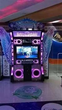 高价舞力特区跳舞机 二手游戏机回收