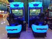 高价回收雷动G赛车游戏机 二手游戏机回收