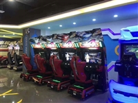 动漫城游戏机跳舞机赛车设备回收