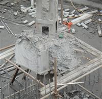荆门支撑梁切割拆除、桥梁拆除、风镐破桩、绳锯无损切割施工