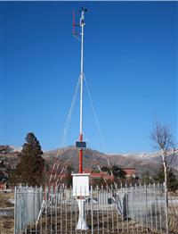 重庆环境气象监测站 能见度路面状况监测系统 自由搭配