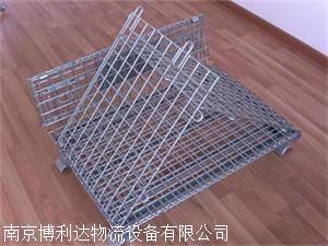 折叠式仓储笼厂家-金属笼子工厂-铁笼子-江苏折叠式仓储笼厂家