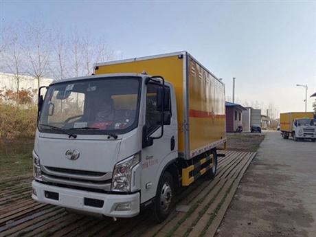 东风天锦9.99吨炸药运输车,出售各吨位炸药运输车