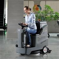 GM-AC高美爱卡洗地车,小驾驶式洗地机
