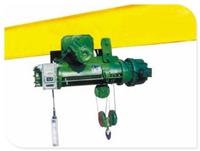 中原圣起厂家品牌高品质BCD型25t防爆电动葫芦批发销售