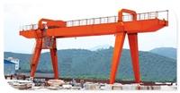 中原圣起工业有限公司供应A型双梁门式起重机