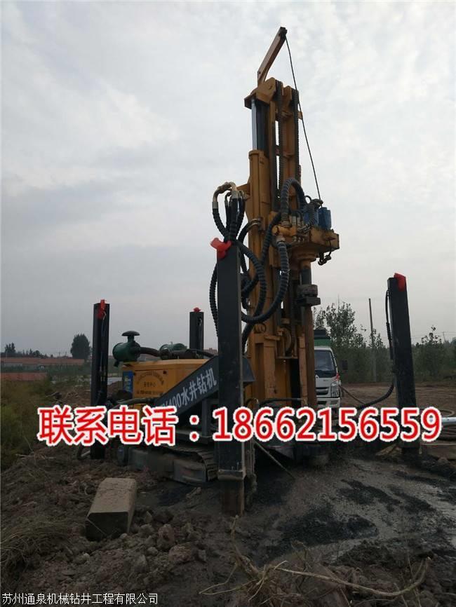 南京打深井土壤监测井