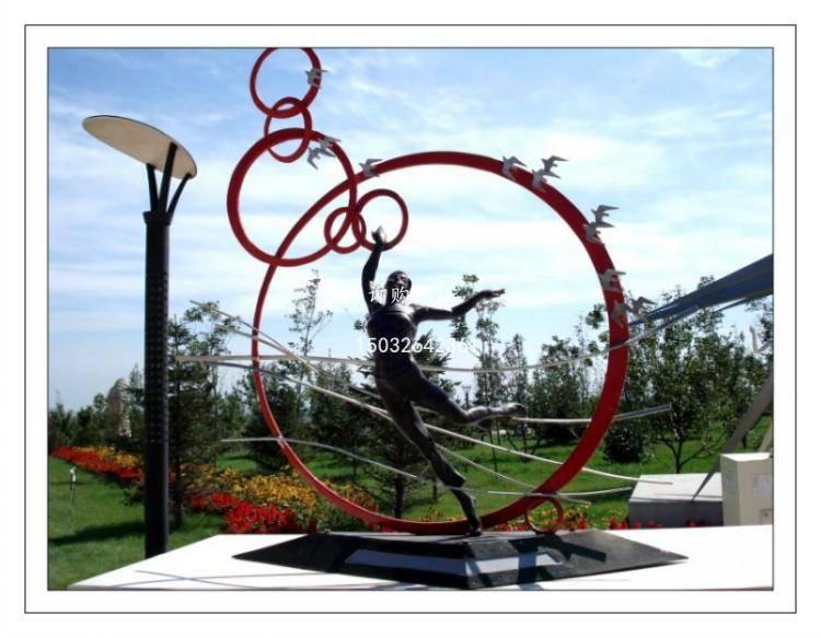 健儿人物雕塑厂家 健儿人物雕塑素材 健儿人物雕塑公司 金属构件