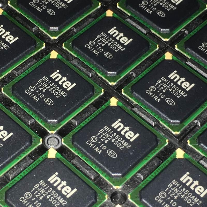 代理intel主板CPU處理器I3-4130 SR1NP