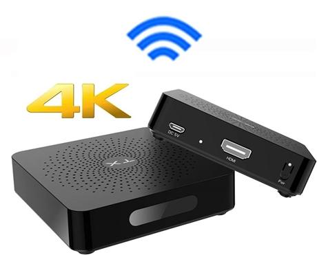 4K HDMI影像无线传输器