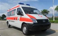 长途救护车出租怎么收费