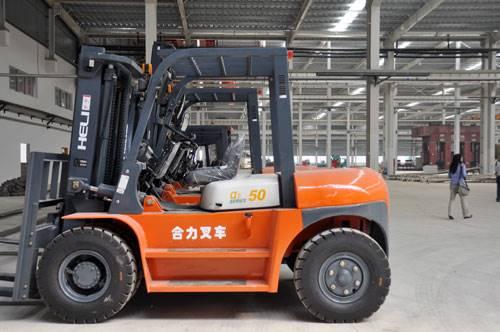 个人转让3吨4吨5吨6吨柴油合力叉车出售信息