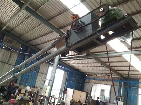 管链输送机厂家直销 环型管链机
