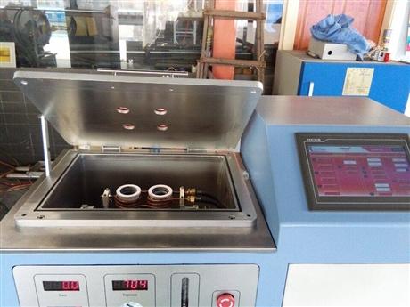 两工位多功能高频熔融炉