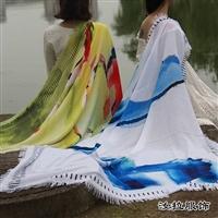 围巾生产商,源头工厂加工定制仿羊绒,仿真丝围巾,20年行业经验