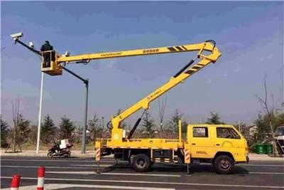 广东揭阳18米高空作业车厂家批发